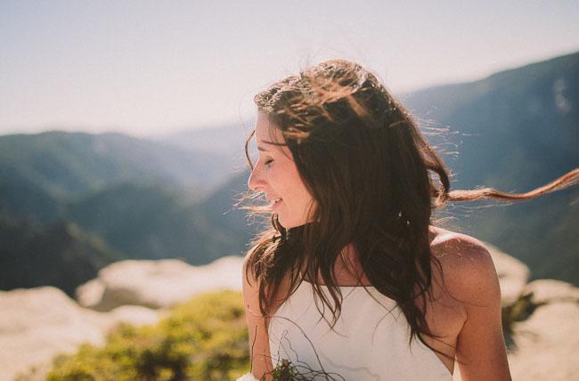 Yosemite elopement
