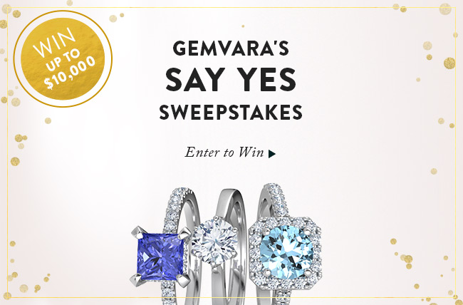 Gemvara sweepstakes