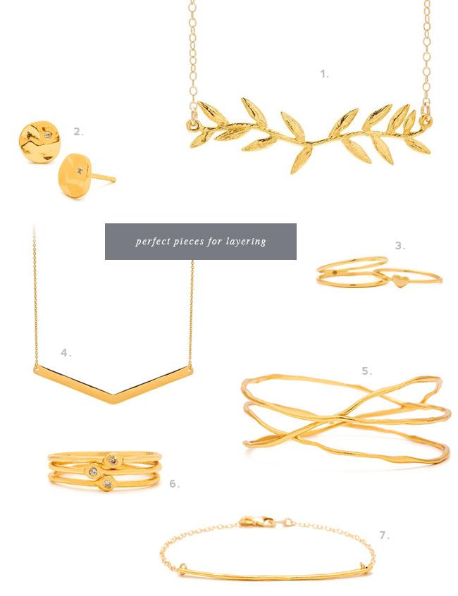 Jewelry from Gorjana