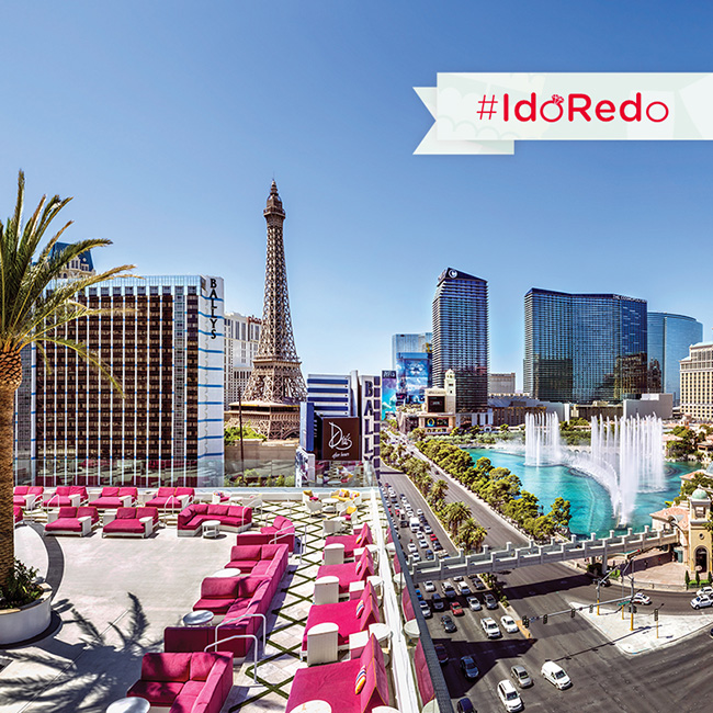 #IdoRedo Vegas Contest