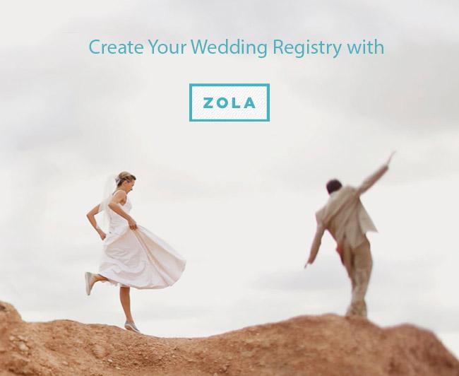 Real Weddings Zola: Create Your Wedding Registry With Zola