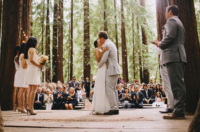 YMCA Camp Campbell Wedding