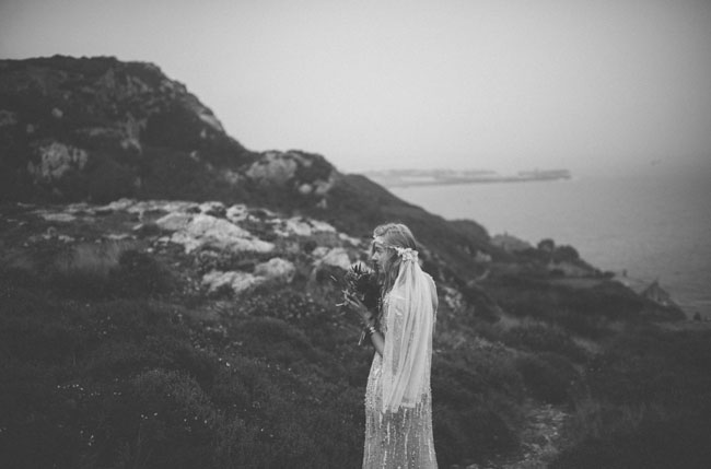 Ireland bridal portraits