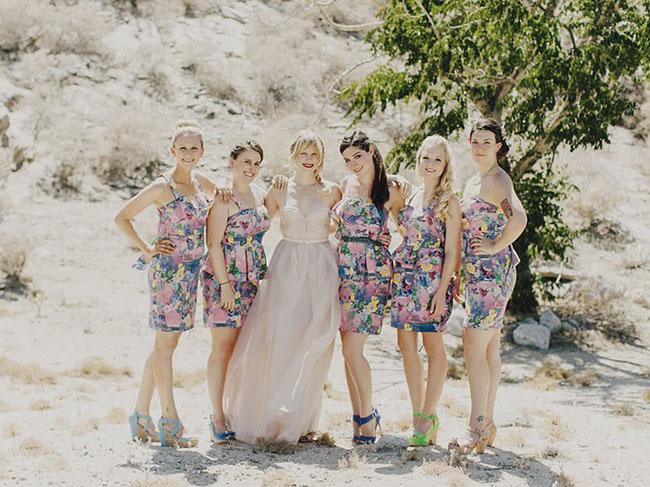 Anthropologie floral dresses