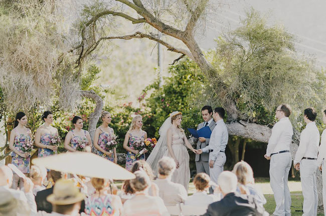 Casa Cody Historic Inn wedding