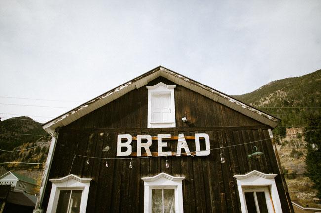 The Bread Bar wedding