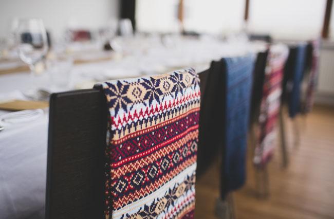 killim print blankets