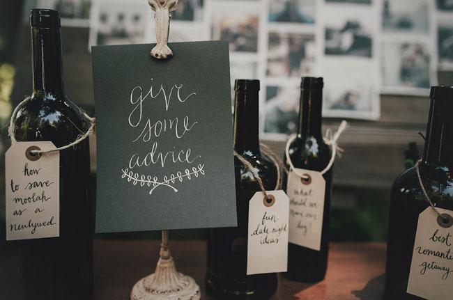 wine bottle advice