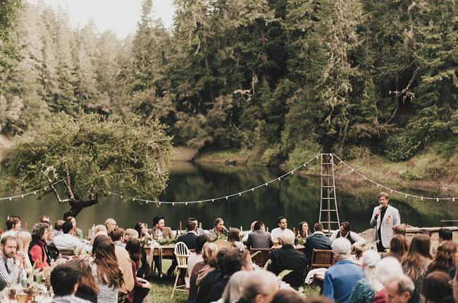 lakeside reception