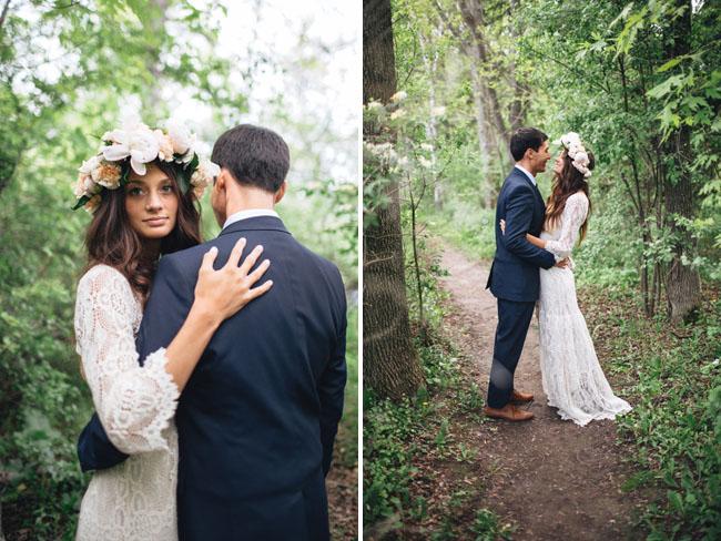 milwaukee backyard wedding