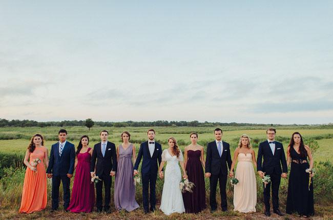 Rustic Hamptons New York Wedding Jen Moritz