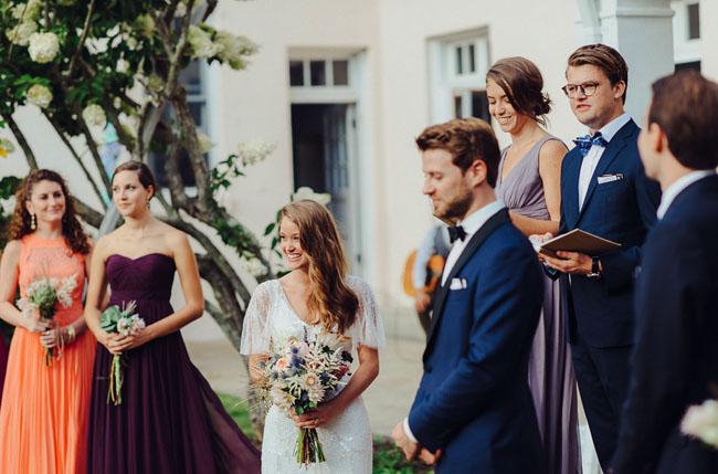 Hamptons estate wedding