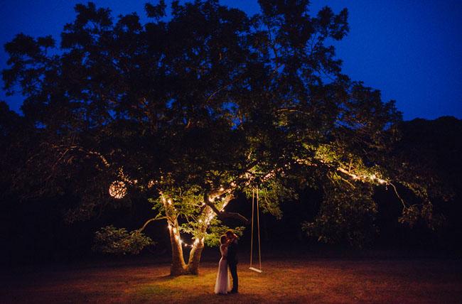night exposure shot