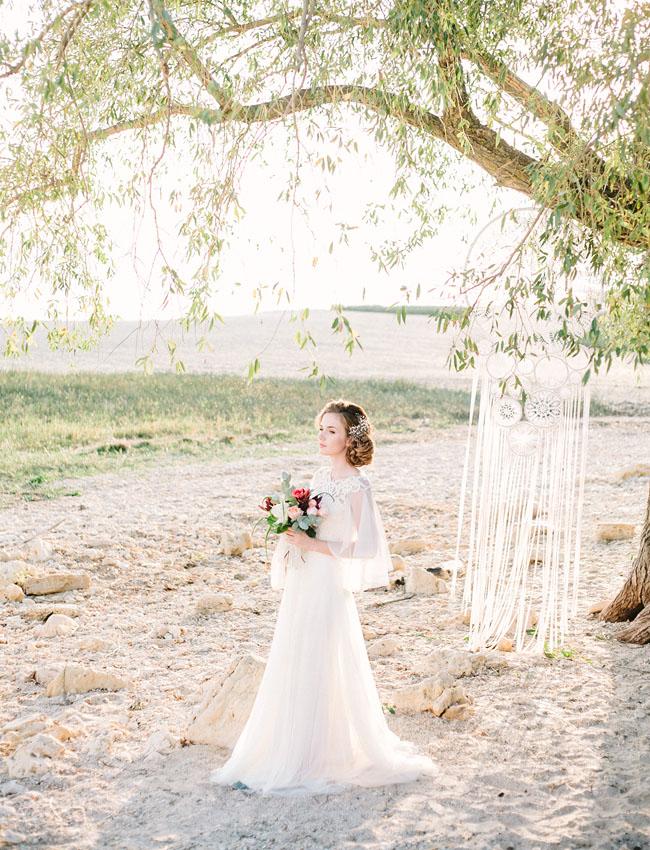 Maria Sorokina wedding dress