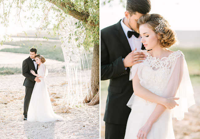 romantic Russian wedding inspiration