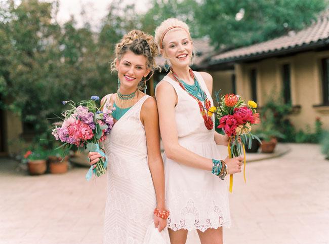 southwest bridesmaids
