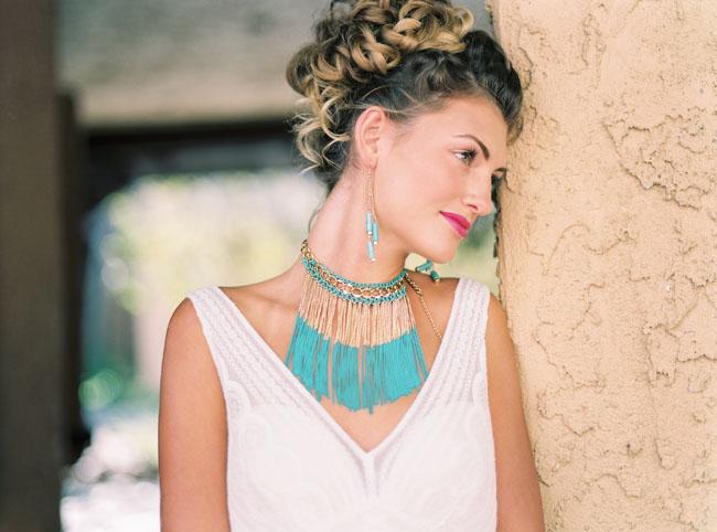 southwest statement necklace