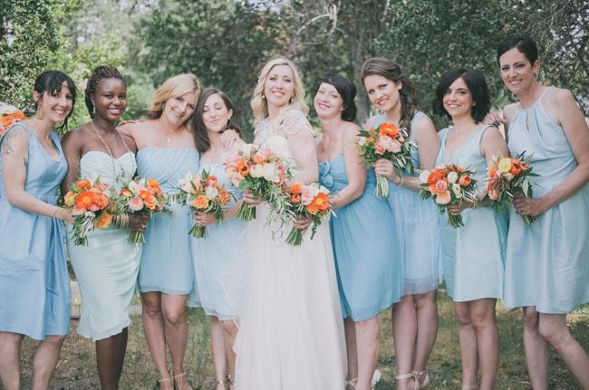 Wedding Dresses Baby Blue 38 Ideal pale blue bridesmaid dresses