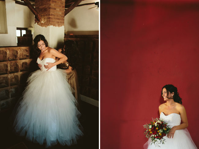 Daisy Tarsi Boutique wedding dress