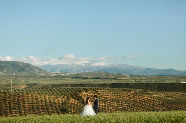 Granada Spain Wedding