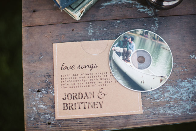 love song favors