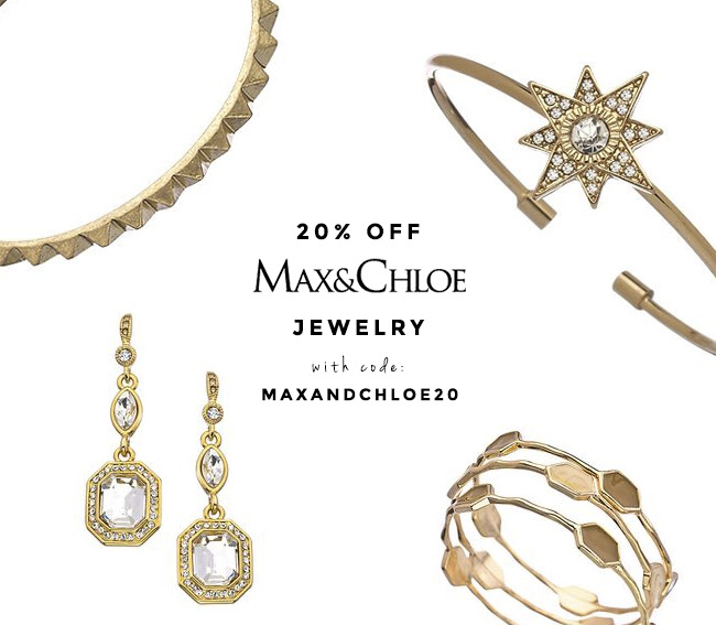 gorgeous bridal jewelry from max chloe green wedding