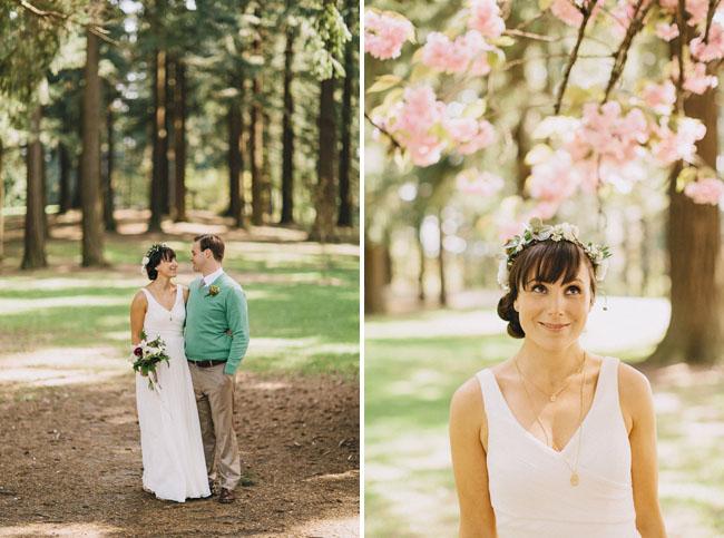 Portland Winery wedding