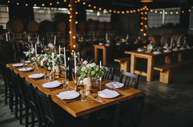 Rustic bohemian portland winery wedding emily anton green portland winery wedding junglespirit Choice Image
