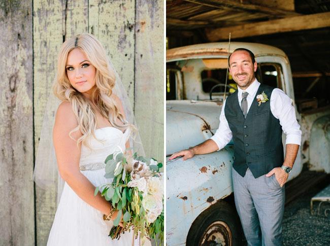 Ivy & Aster wedding dress