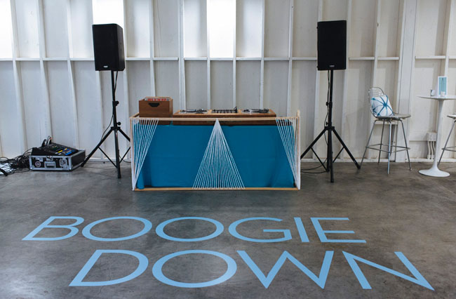 boogie down graphics