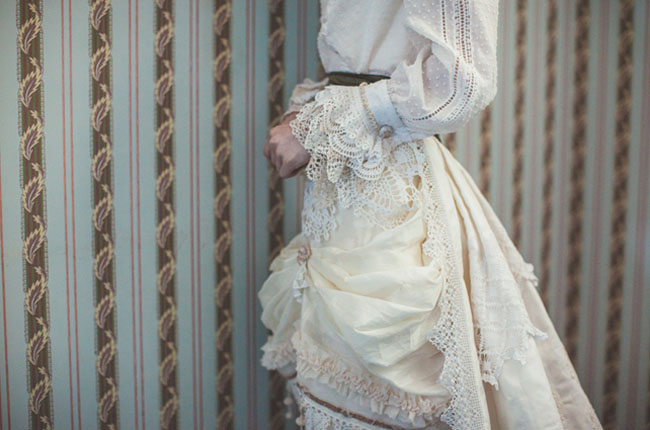 Edwardian vintage dress