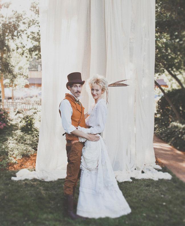 Edwardian Wedding Dresses 11 Lovely Edwardian inspired wedding