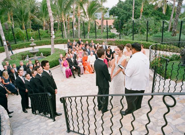 Los Cabos ceremony