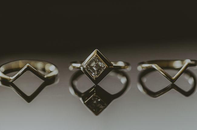 modern square ring