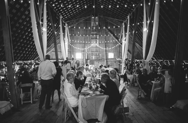 Ohio Barn wedding