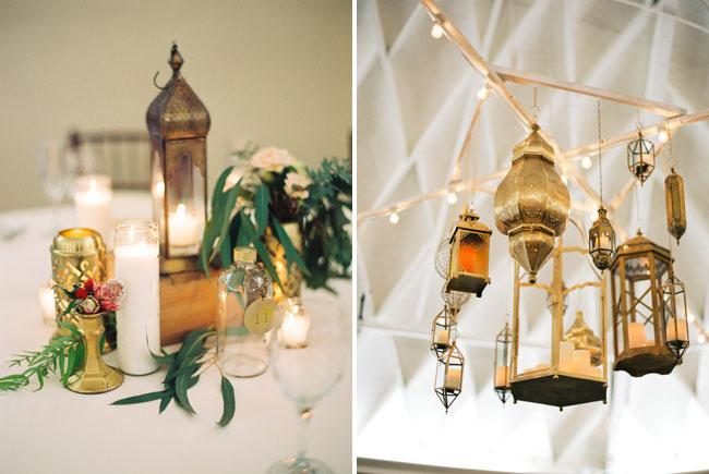 moroccan lantern decor