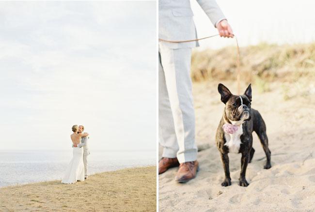 Washington coast elopement