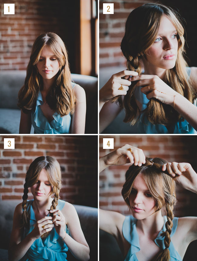 Fabulous Hair Tutorial Braided Hair Crown Green Wedding Shoes Schematic Wiring Diagrams Phreekkolirunnerswayorg