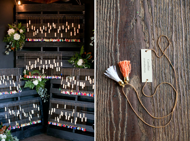 Tassels & Tastemakers necklace
