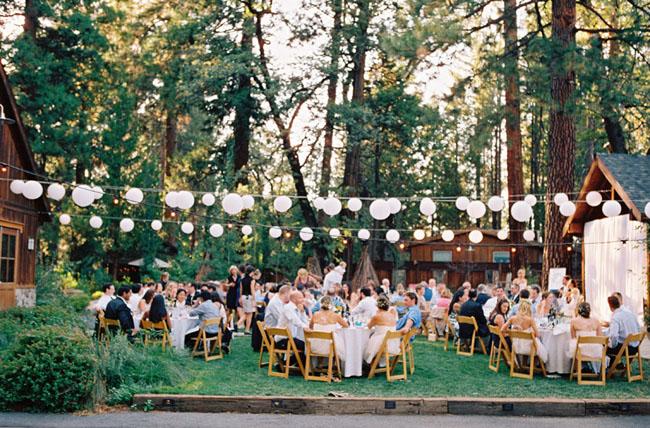Yosemite reception