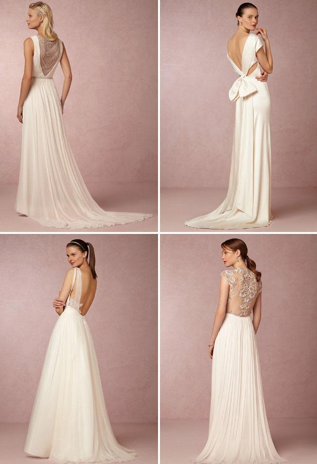 back details on wedding dresses
