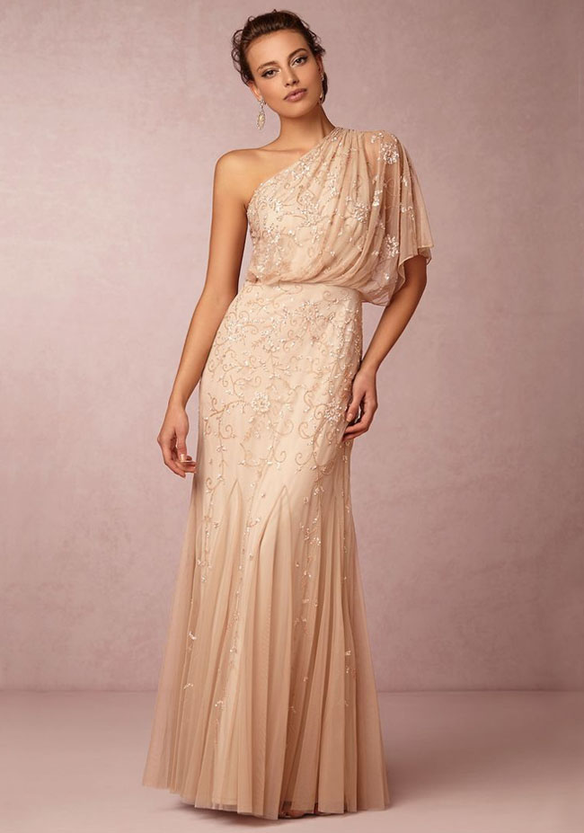 Athena Wedding Dress 83 Fabulous blush wedding dress from