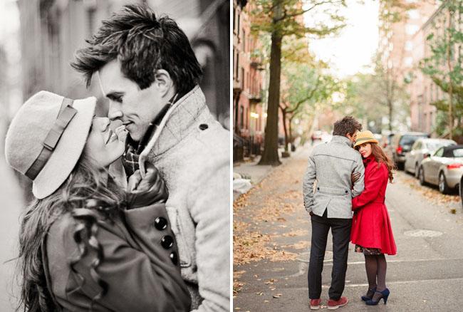 NYC Winter anniversary