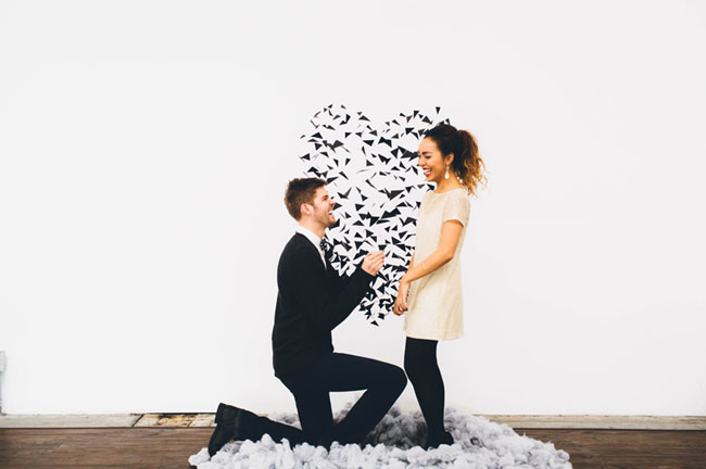 styled engagement