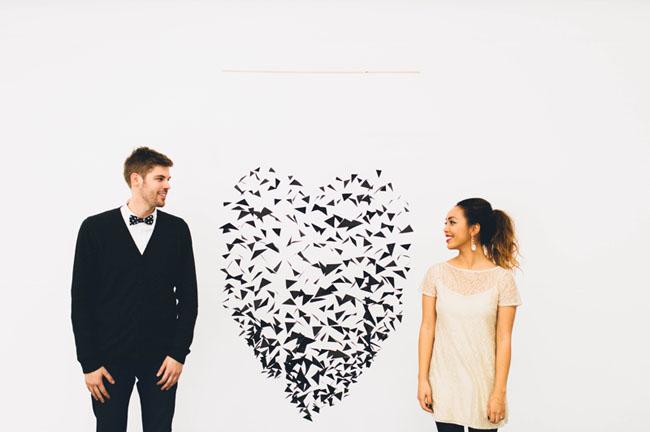 heart proposal