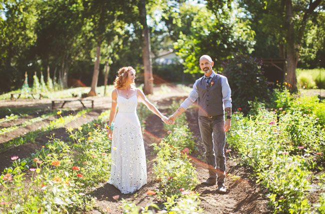 Austin Farm wedding