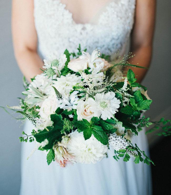 scabiosa bouquet