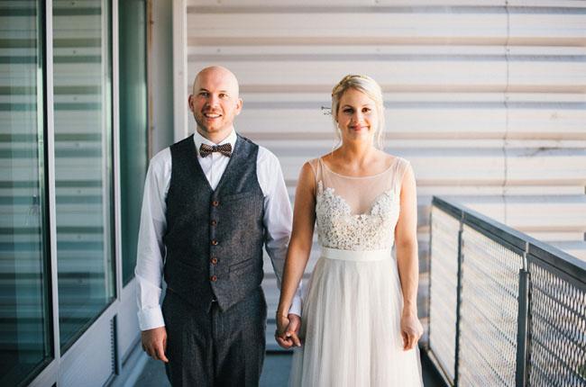 Banker's Hill San Diego wedding