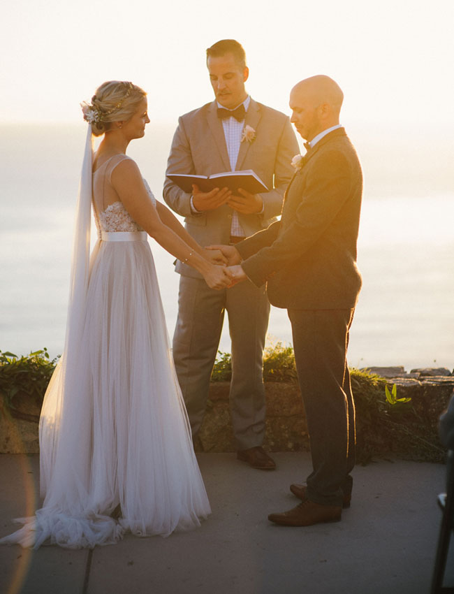 Banker's Hill San Diego wedding