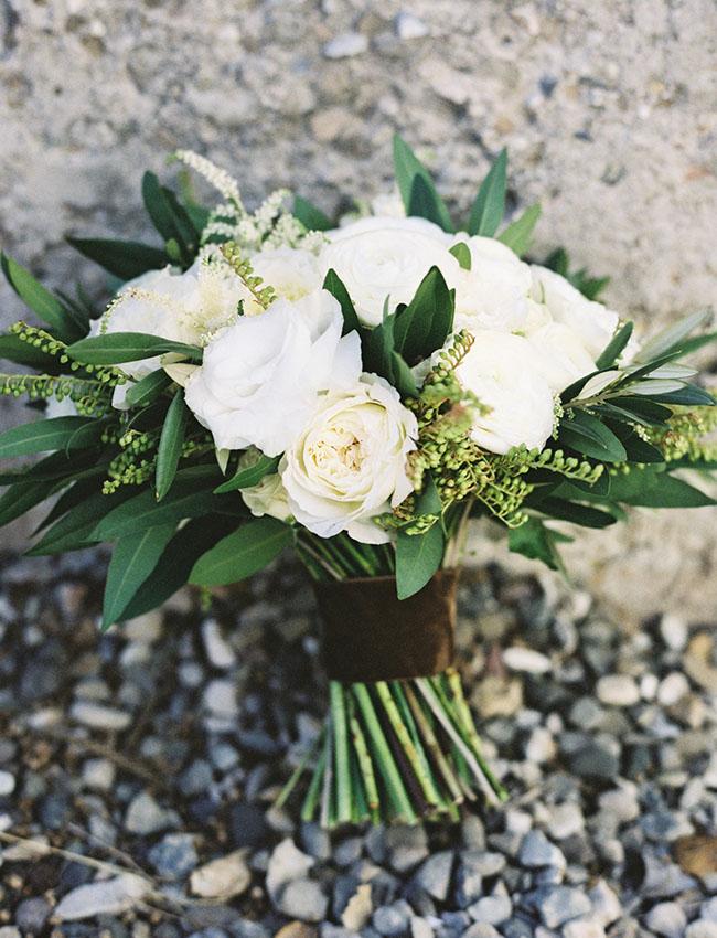 Rustic Dos Pueblos Ranch Wedding Julie Paul Green